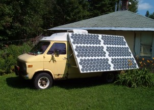 Off the grid system